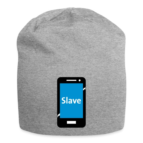 Slave to my phone 1 - Jersey-Beanie