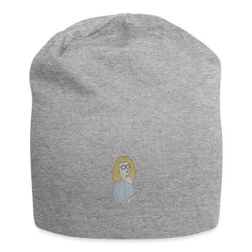lentespostaPOSTA - Gorro holgado de tela de jersey