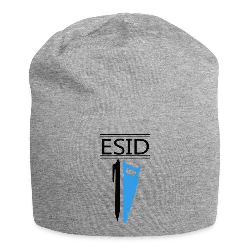ESID Zwart-blauw - Jersey-Beanie