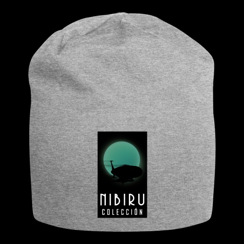 colección Nibiru - Gorro holgado de tela de jersey