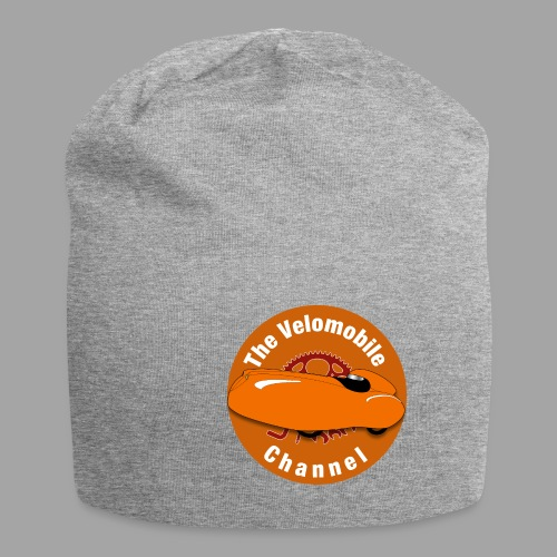 The Velomobile Channel logo - Jersey-pipo