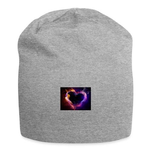 coeur de flamme - Bonnet en jersey