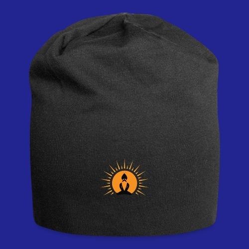 Guramylife logo black - Jersey Beanie