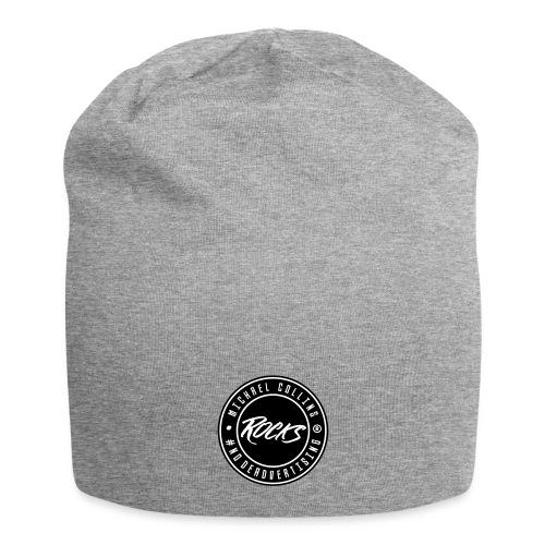 michaelcollins.rocks Logo Patch - Jersey-Beanie