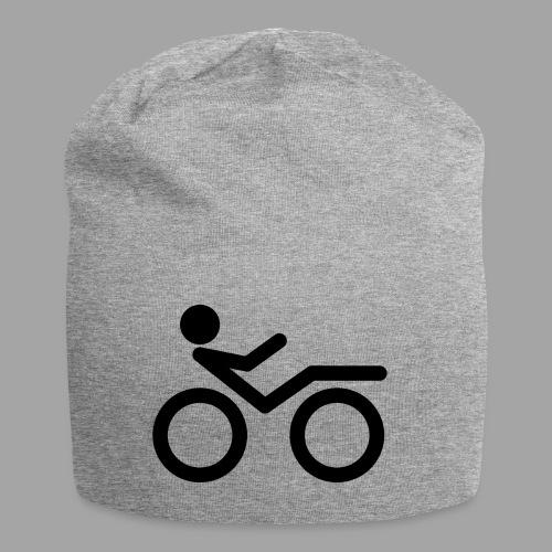 Recumbent bike black 2 - Jersey-pipo