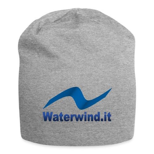 logo waterwindpuntoit no sfondo png - Jersey Beanie