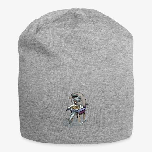 Shark's Fish and Chip dinner - Jersey Beanie