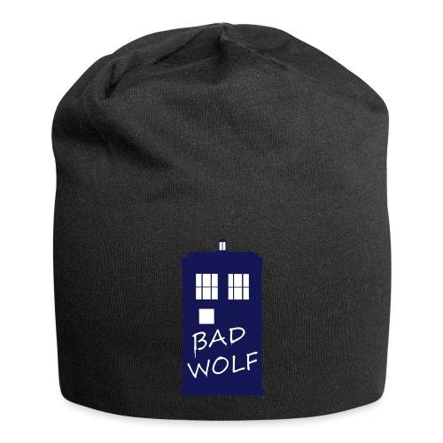 Bad Wolf Tardis - Bonnet en jersey