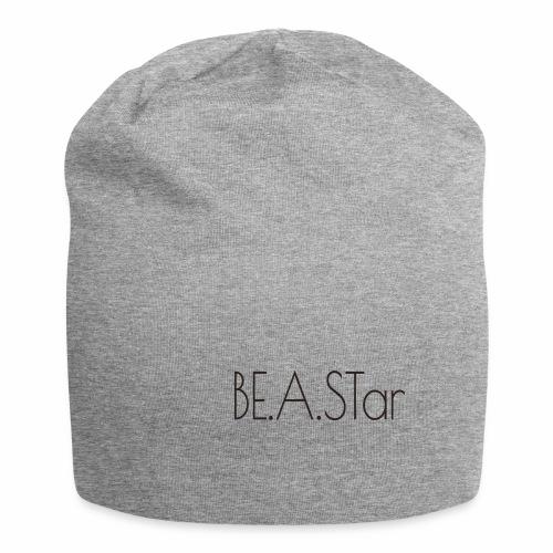 BEASTar text dark - Jersey-Beanie