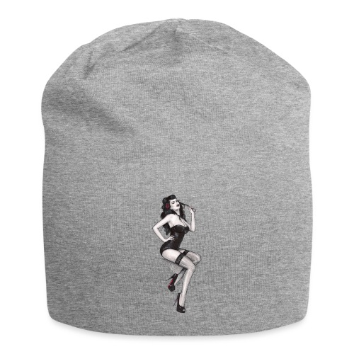 Pin Up Nadia Luongo - Beanie in jersey