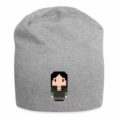 Robin Hood dark hair - Jersey Beanie
