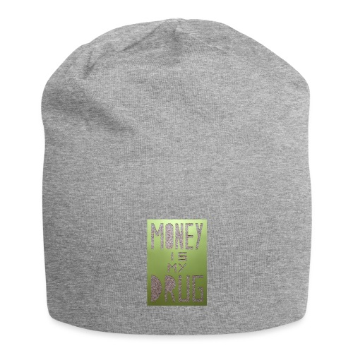 Thomas Schöggl ART MONEY IS MY DRUG - Jersey-Beanie