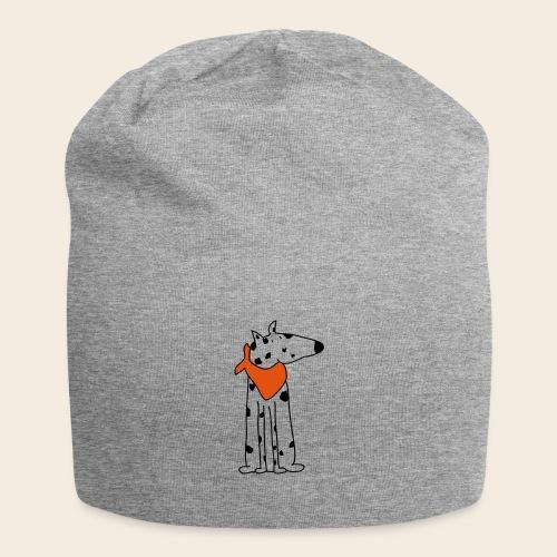 mignon dalmatien - Bonnet en jersey