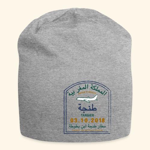 Tanger - Bonnet en jersey