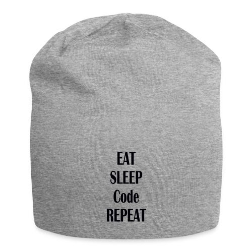 EAT SLEEP CODE REPEAT - Jersey-Beanie
