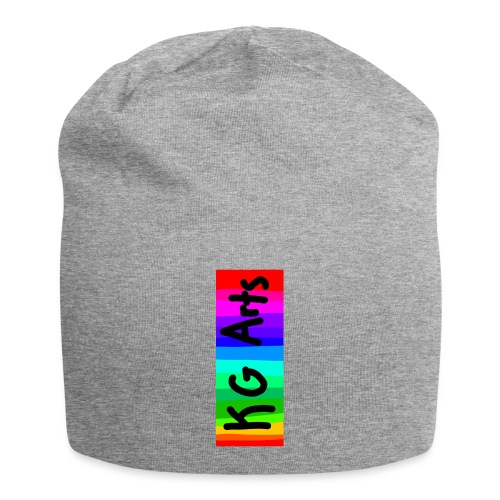 KG Arts Rainbow Banner - Jersey Beanie