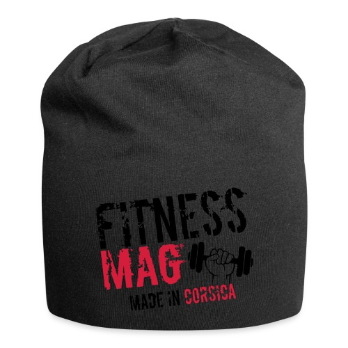 Fitness Mag made in corsica 100% Polyester - Bonnet en jersey