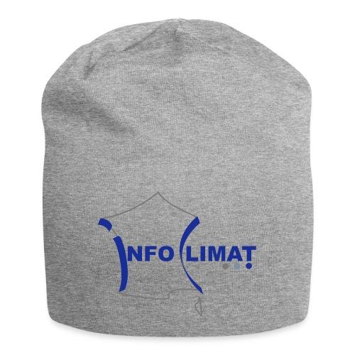logo simplifié - Bonnet en jersey