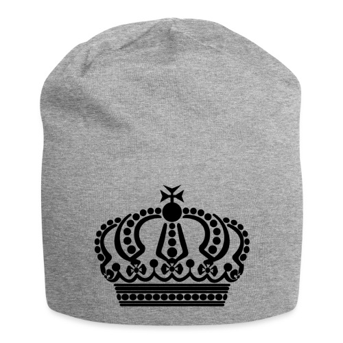 kroon keep calm - Jersey-Beanie