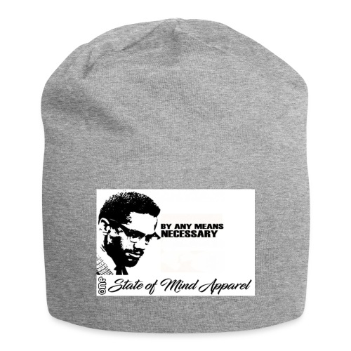 by any means 2 - Jersey Beanie