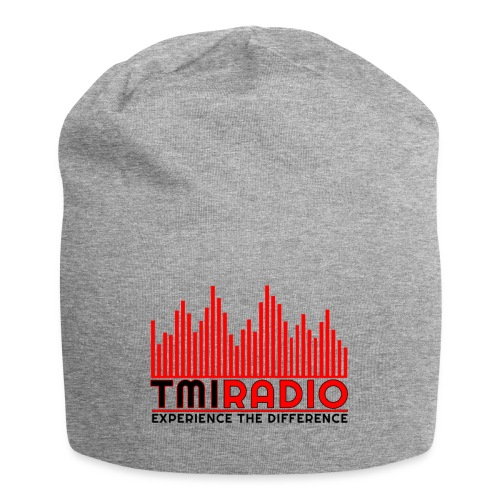 NEW TMI LOGO RED AND BLACK 2000 - Jersey Beanie