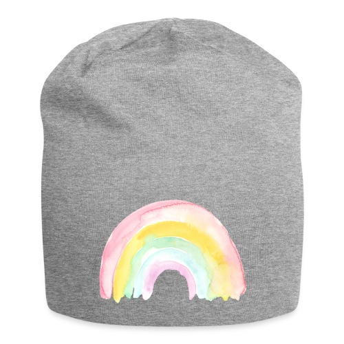 Pastell Rainbow - Jersey-Beanie