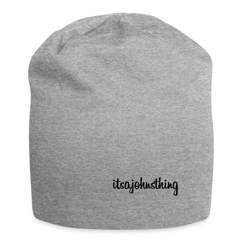 Itsajohnsthing s. - Jersey Beanie