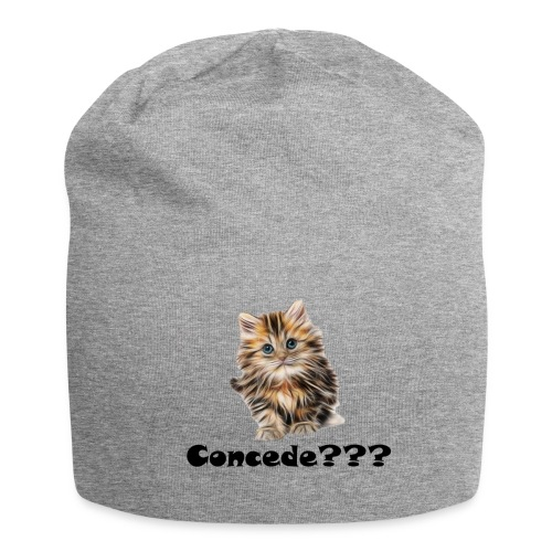 Concede kitty - Jersey-beanie