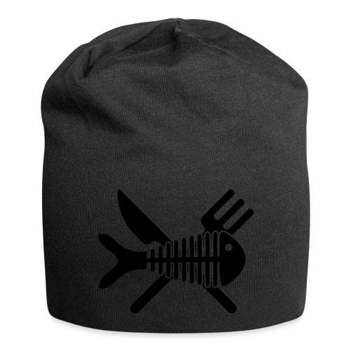 Poisson couvert - Bonnet en jersey