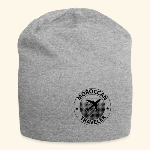 Moroccan Traveler - Bonnet en jersey