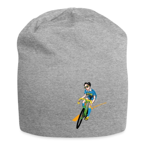 The Bicycle Girl - Jersey-Beanie