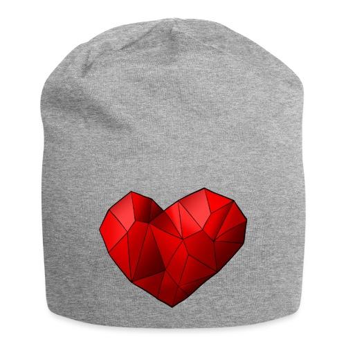 Heartart - Jersey Beanie