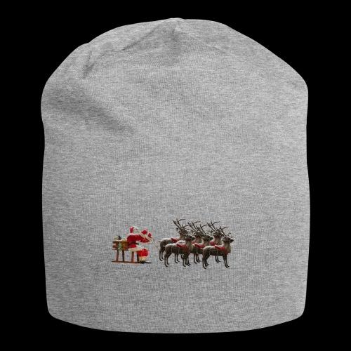 Père Noël - Bonnet en jersey