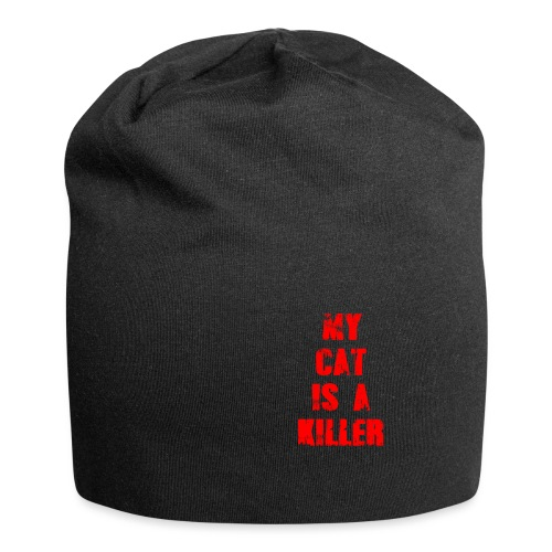 My Cat is a Killer - Jersey-Beanie
