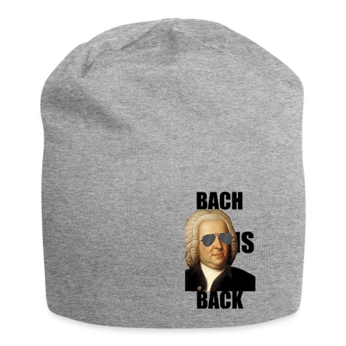 Bach is back - Bonnet en jersey