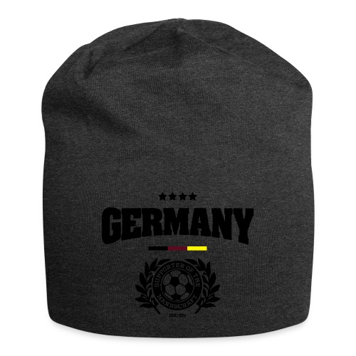 Germany - Supporter of the Mannschaft - Jersey-Beanie