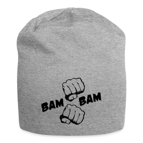 bambam_logo - Jersey Beanie