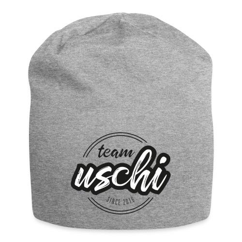 Team Uschi Schwarz original - Jersey-Beanie