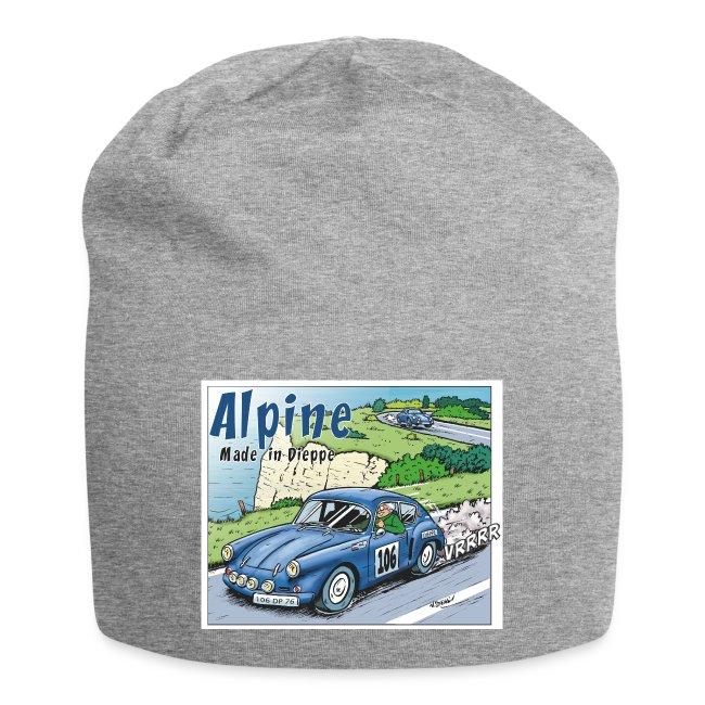 Polete en Alpine 106
