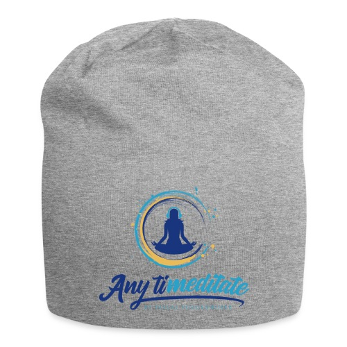 Any timeditate by Pascal Voggenhuber - Jersey-Beanie