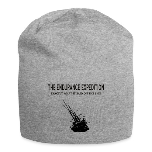 Exactly Endurance - Jersey Beanie