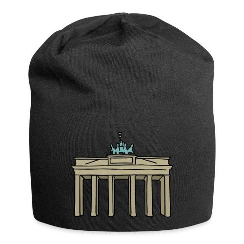 Berlin Brandenburger Tor - Jersey-Beanie