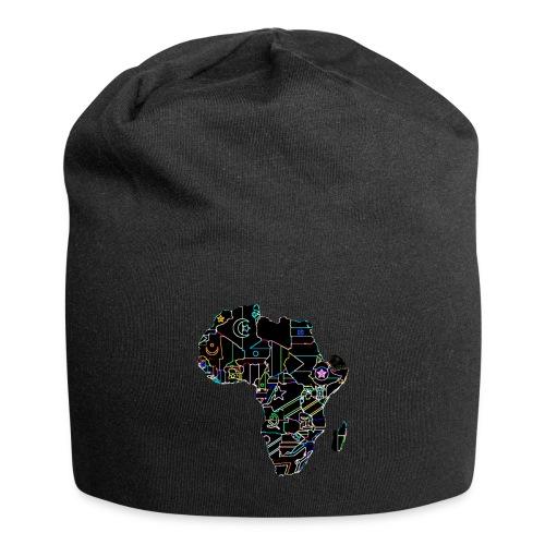 Afrique Néons - Bonnet en jersey