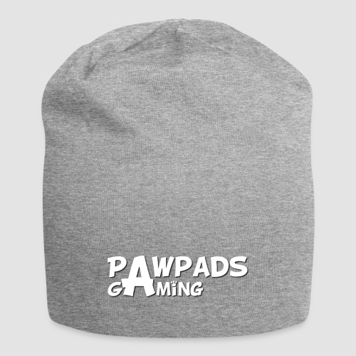 PawPads Gaming TEXT logo - Jersey Beanie