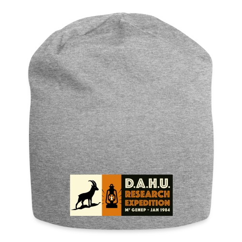 Expedition Chasse au Dahu - Bonnet en jersey