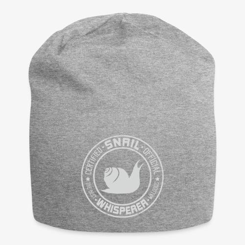 Snail Whisperer Grey - Jersey-pipo