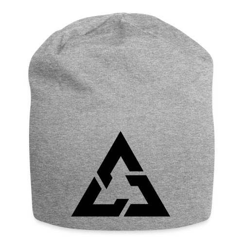 Angle Logo Brand - Beanie in jersey