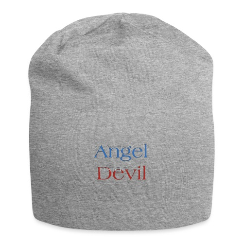 Angelo o Diavolo? - Beanie in jersey