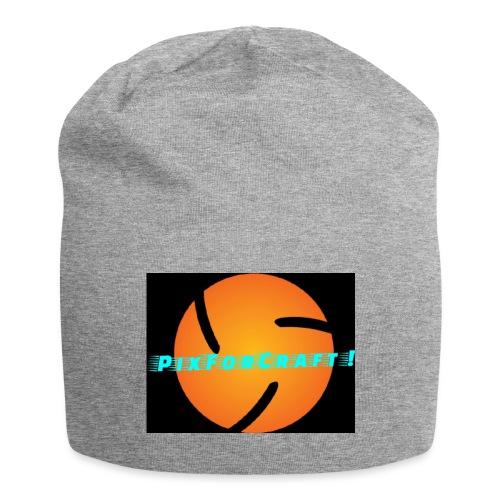 LOGO PixForCraft (Le logo de Juin 2017) - Bonnet en jersey