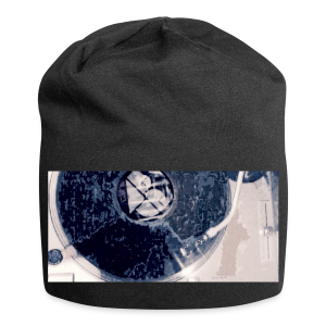 tbr turntable navy - Jersey-Beanie